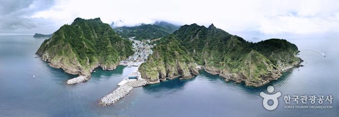 鬱陵島(울릉도)7