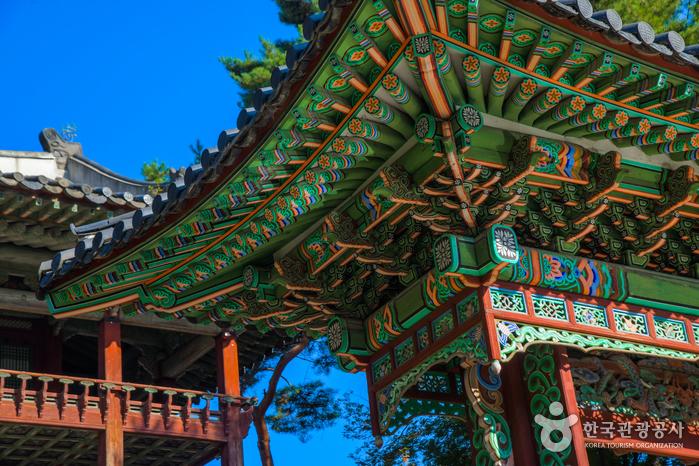 Palacio Changdeokgung y Jardín Huwon (창덕궁과 후원) [Patrimonio Cultural de la Humanidad de la Unesco]2