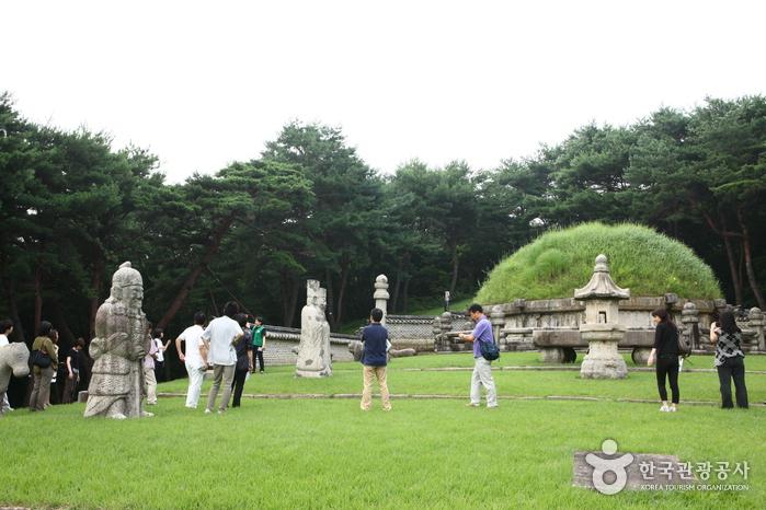 Donggureung [UNESCO World Heritage] (구리 동구릉 - 유네스코 세계문화유산)