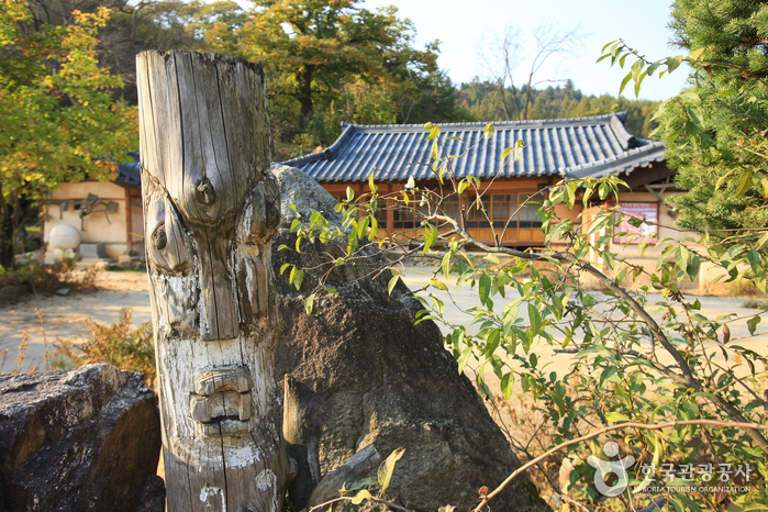 Родной дом Ли Хё Сока (이효석 생가터)12