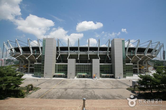 Stade de football d'Ulsan Munsu (문수축구경기장...