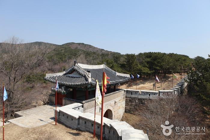 Крепость Кымчжонсансон (금정산성)2