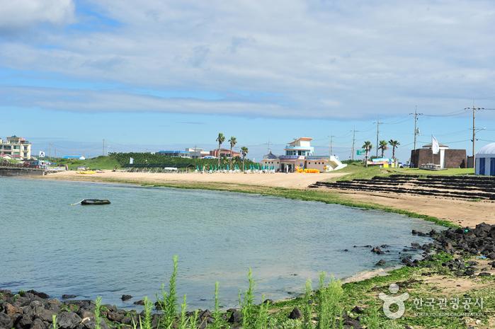 Strand Sinyang Seopjikoji (신양 섭지코지해변)