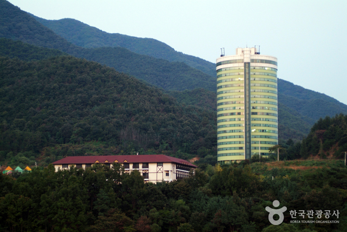 Chungjuho Resort (충주...