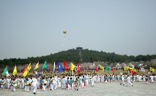 Yeongam Wangin Kulturfestival (영암왕인문화축제)