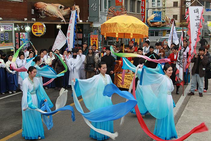 Yeongdeok Snow Crab Festival (영덕대게축제)