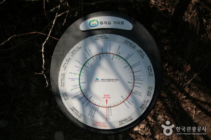 [북한산 둘레길] 7 옛성길