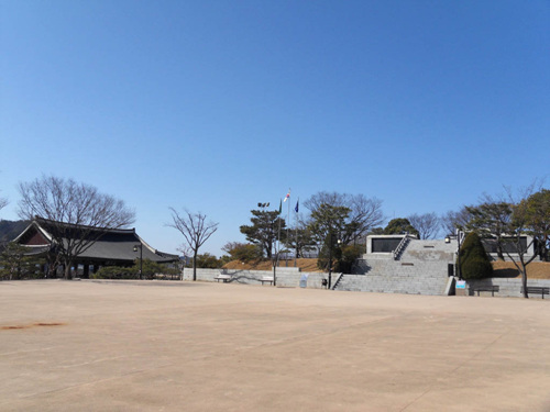 Крепость Чинчжусон (진주성)23