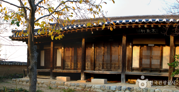 Goesiri Traditional Village (괴시리 전통마을)