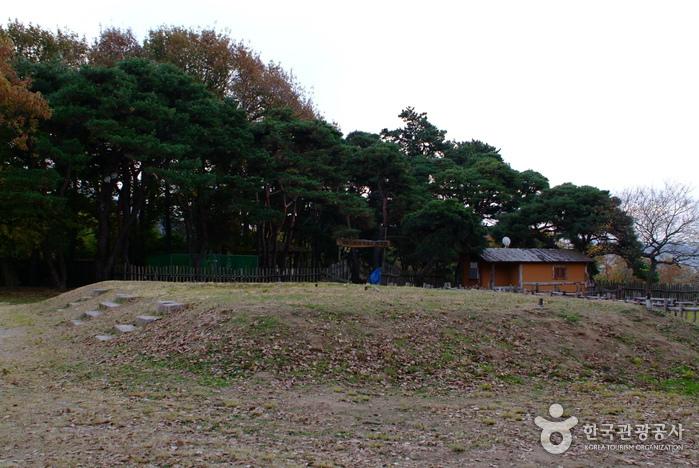 Banwolseong Fortress (경주 월성(반월성)