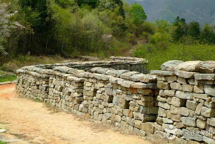 Wibongsanseong County Park (위봉산성군립공원)