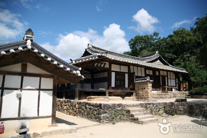 Village Traditionnel Yangdong [Patrimoine mondial de l'UNESCO] (경주 양동마을)