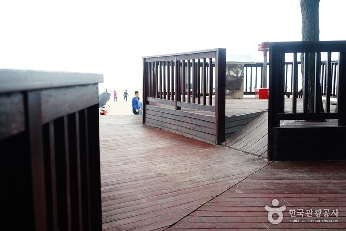 海云台海水浴场해운대해수욕장