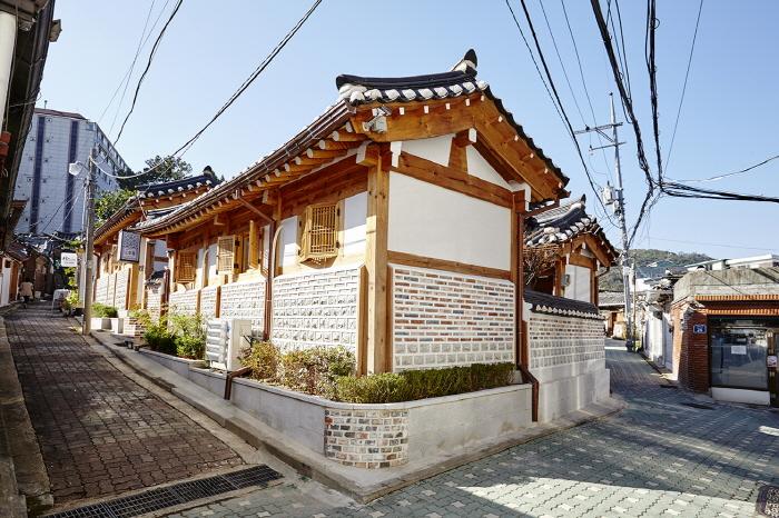 경복궁24게스트하우스3 (오복헌) [한국관광 품질인증/Korea Quality]