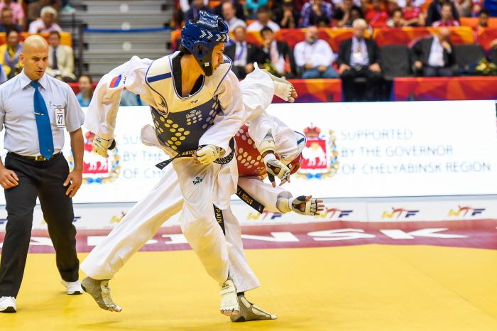 WTF Taekwondo-Weltmeisterschaften Muju (무주 WTF 세계태권도선수권대회)