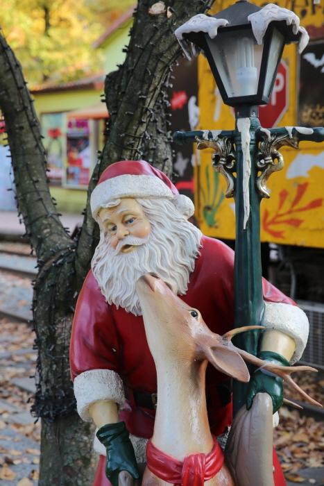 청도 프로방스 크리스마스 산타마을 빛축제 2018  사진3