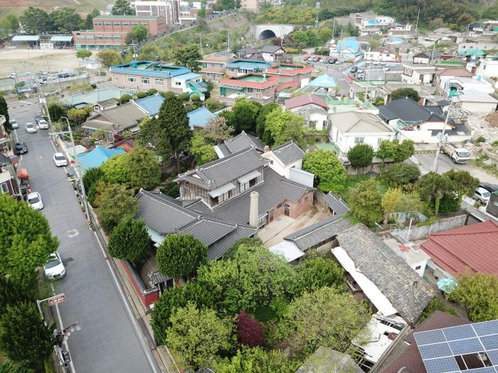 Японский традиционный дом в Кунсане (Дом Хироцу) / (군산 신흥동 일본식가옥(히로쓰 가옥)) 2