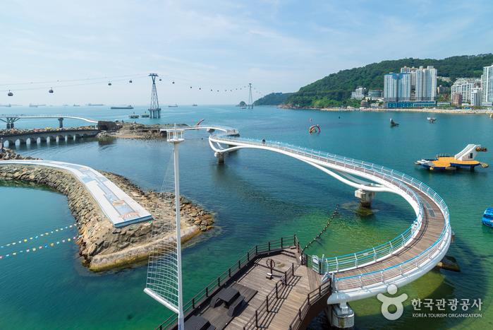 Songdo Cloud Walk (송도 구름산책로(스카이워크))