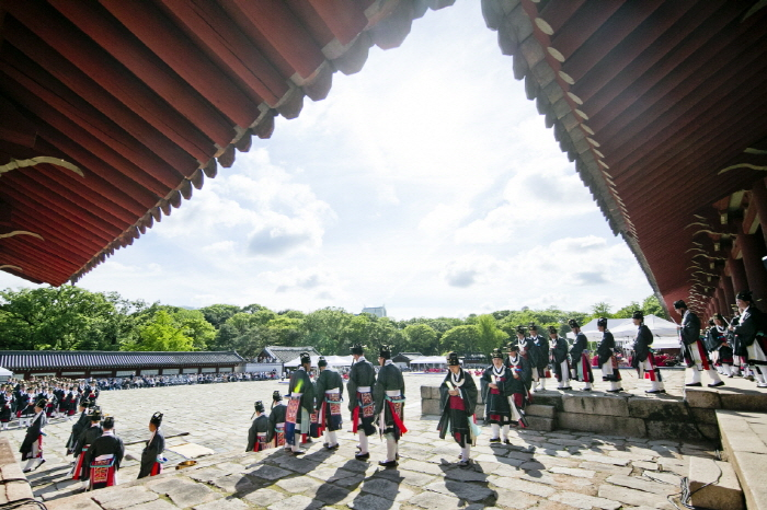 Schrein Jongmyo (종묘 [유네스코 세계문화유산])