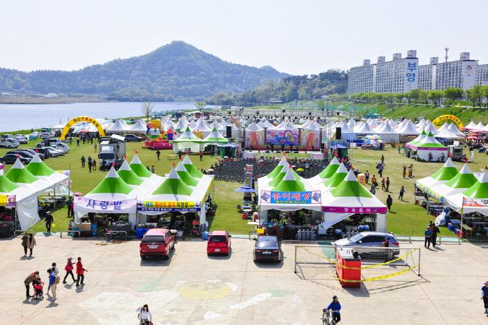 榮山浦斑鰩節(영산포 홍어축제)