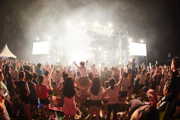 오크밸리 캠핑페스티벌 2019