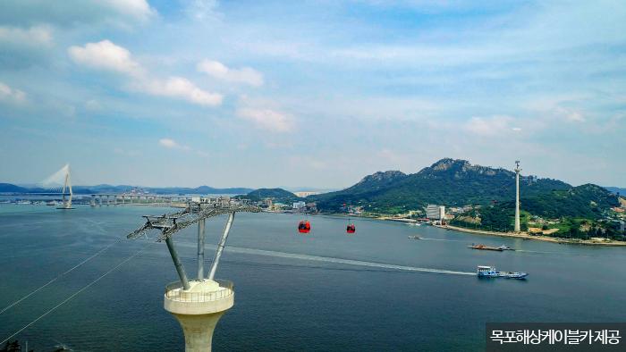 木浦海上纜車(목포 해상케이블카)