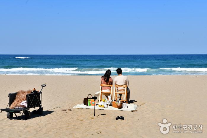 Samcheok Beach (삼척해변)