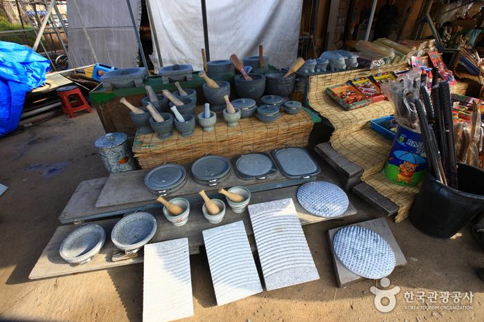 Hadong Hwagae Market (하동 화개장터)