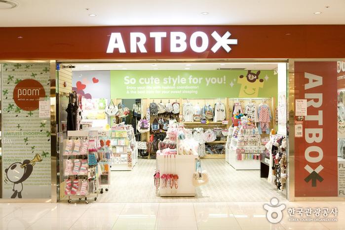 ARTBOX(永登浦店)(아트박스(영등포점))