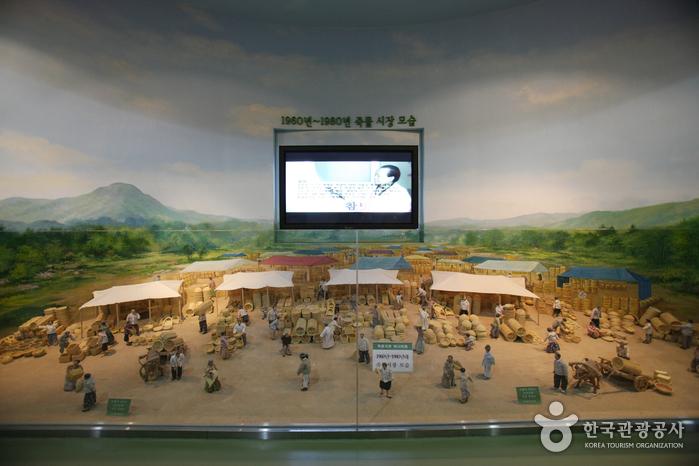 Корейский музей бамбука (한국대나무박물관)24