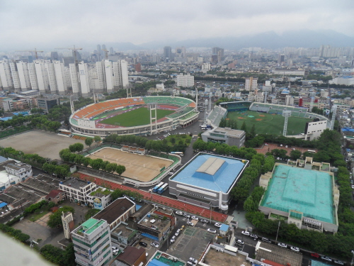 Daegu Citizen Stadium (대구시민운동장)