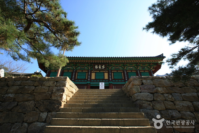 美黄寺(미황사)