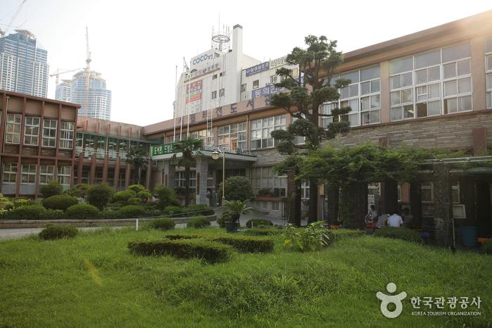 부산광역시립 부전도서관