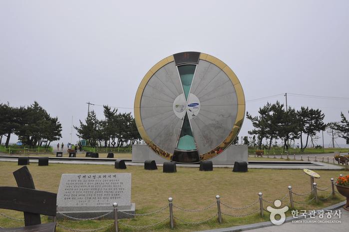 Парк песочных часов (모래시계공원)8