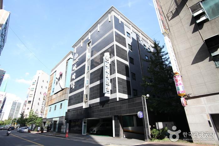 Avatar Hotel - Goodstay (아바타호텔 [우수숙박시설 굿스테이])