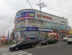 Lotte Hi-mart - Hyomun Branch (롯데 하이마트 (효문점))
