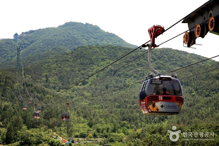 Tongyeong Cable Car (통영케이블카)