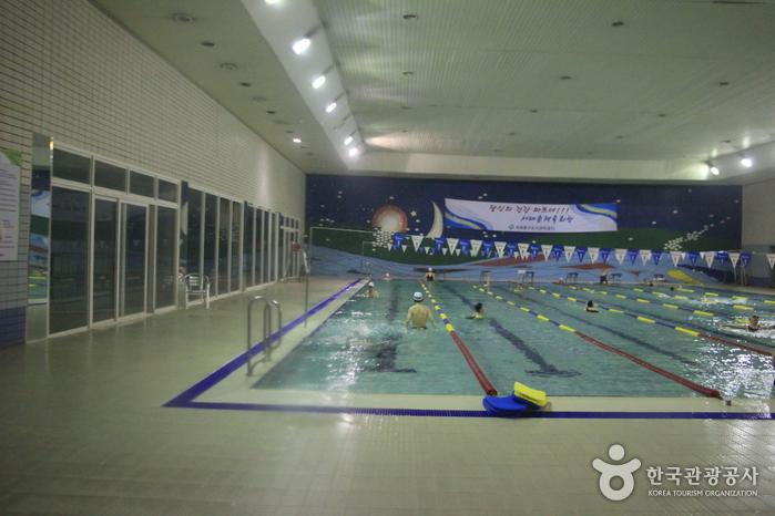 서대문문화체육회관 실내수영장
