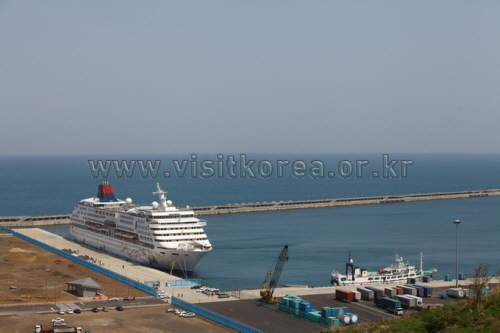 Jeju International Passenger Terminal (제주 국제여객터미널)