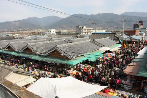Gurye 5-Day Market & Gurye Traditional Market (구례5일장 / 구례전통시장(3, 8일))