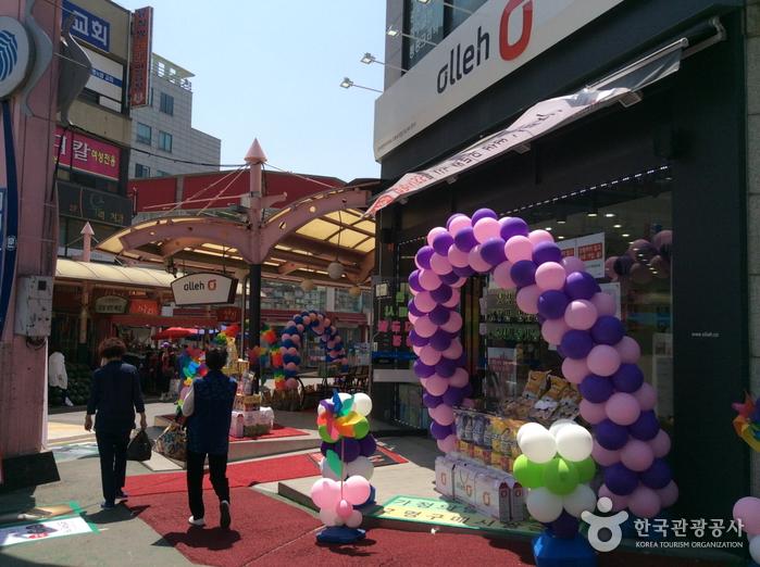 仁川モレネ市場(인천 모래내시장)