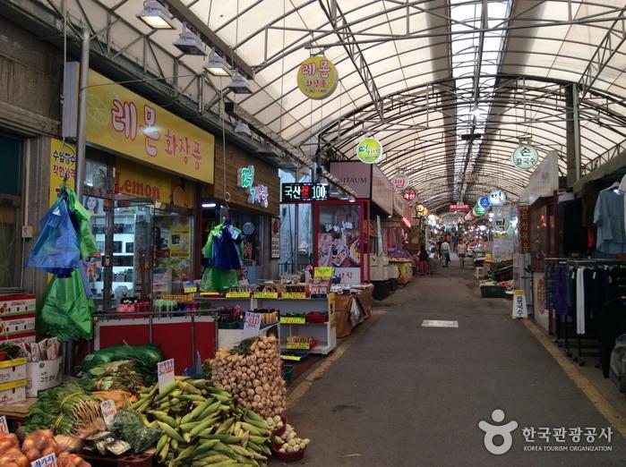부천 역곡남부시장