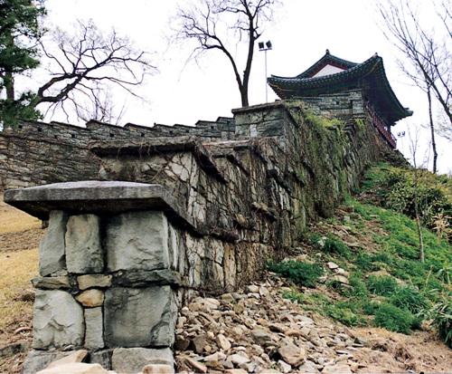 Крепость Чинчжусон (진주성)26