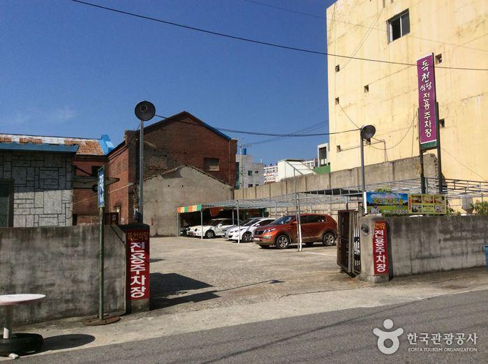 Ресторан Токчхон (독천식당)7