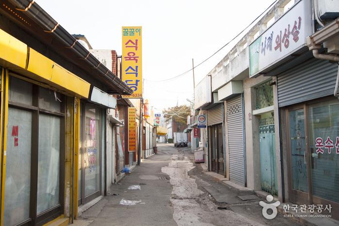 송정시장 (5, 10일)