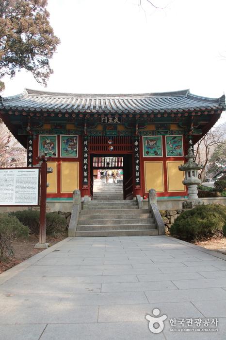 Ssanggyesa Temple (쌍계사 - 하동)