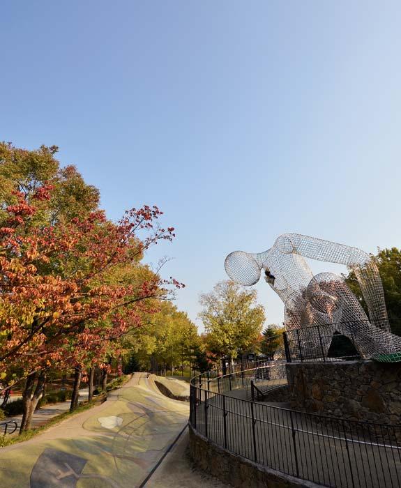 무더위 피해 떠나는 서울의 숲