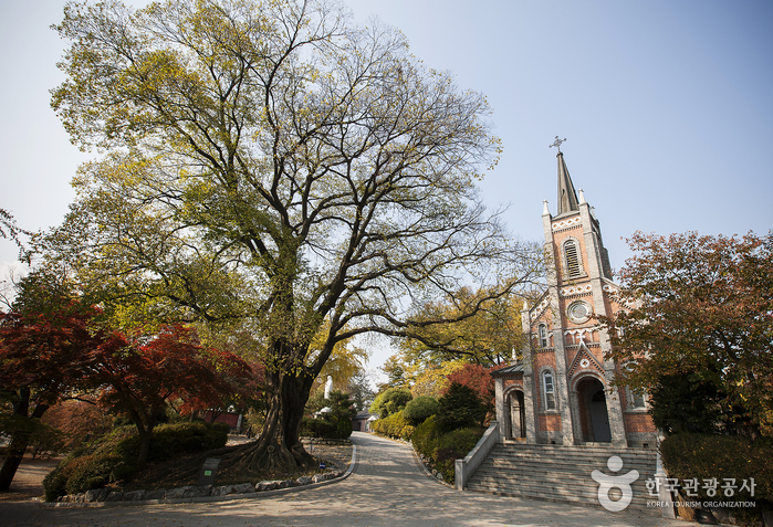 Gongseri Catholic Church (아산 공세리성당)