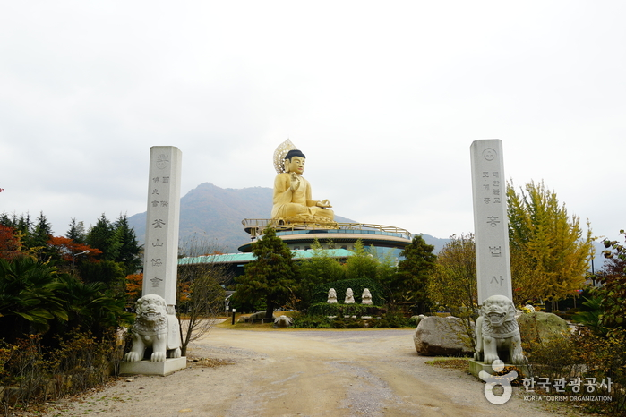 Буддийский храм Хонпопса в Пусане (홍법사 (부산))18