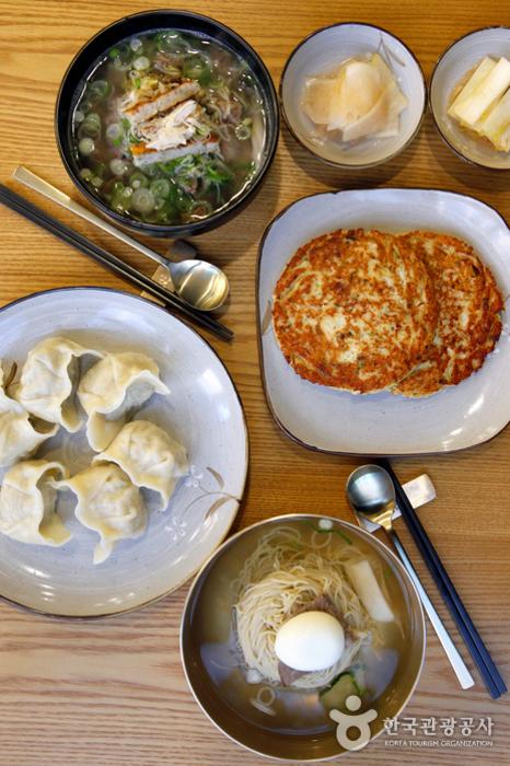 Ресторан Neung Ra Do, филиал на Каннаме (능라도 강남점)2